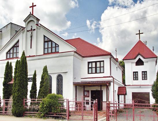 Часовня Святого Казимира.