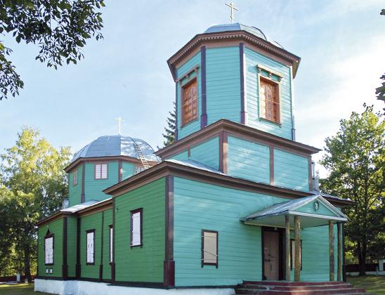 Церковь Космы и Дамиана.