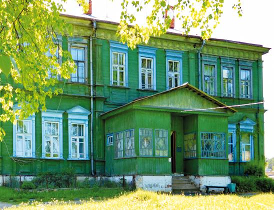 Дом Козелл-Поклевских