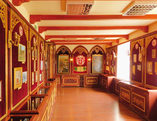 В музее Т. Костюшко.