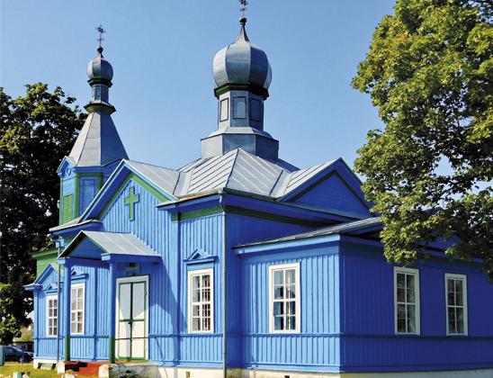 Николаевская церковь.