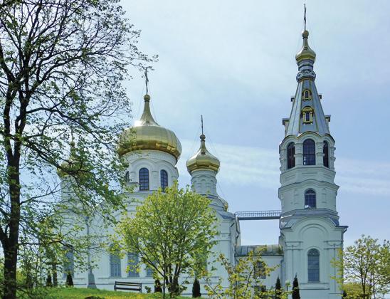 Церковь Святого Симеона.