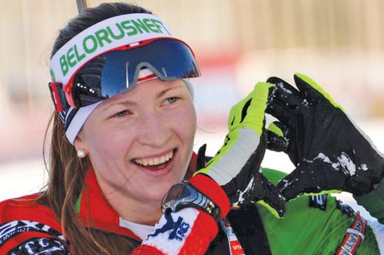 Зимние олимпийские игры 2014 дарья домрачева