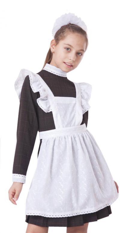 Купить Школьное Платье Для Старшеклассницы