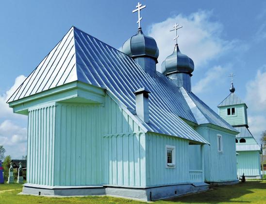Михайловская церковь.