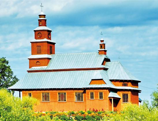 Костел Святых Петра и Павла.