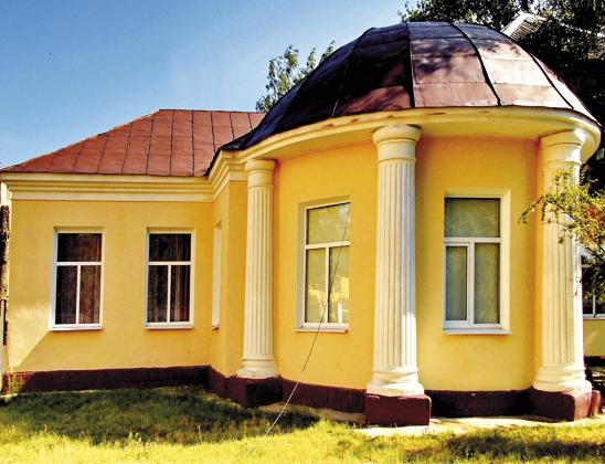Дом Жукова.