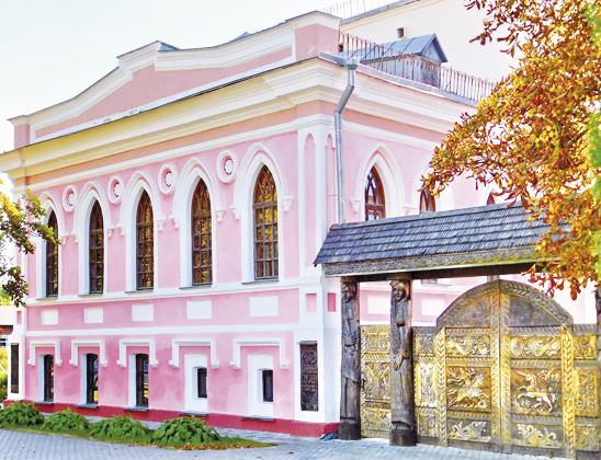 Дом купца Грошикова.