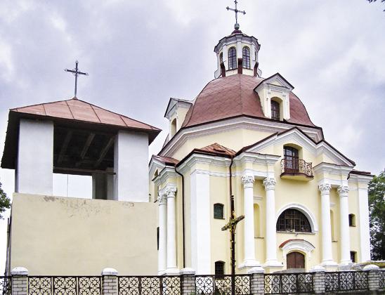 Костел Божьей Матери Шкаплерной