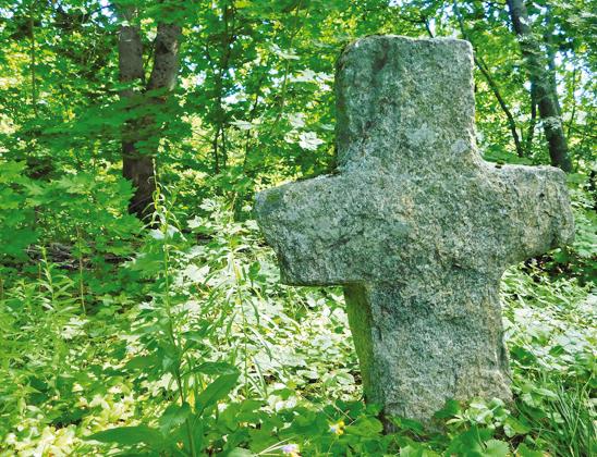 Средневековый памятник.