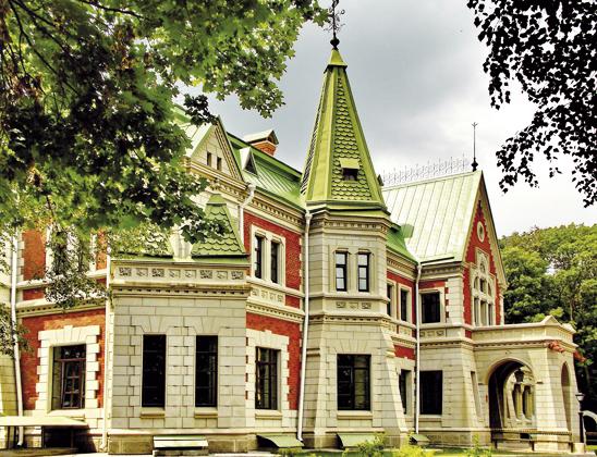 Дворец Козелл-Поклевского.