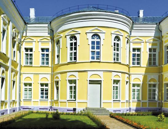 Дворец Потемкиных и Голынских.